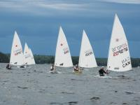 Sailing Regatta - laser racing