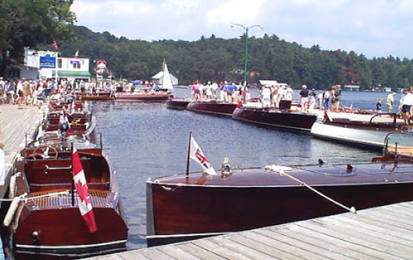 The District of Muskoka Reopens Port Carling Locks for the Season