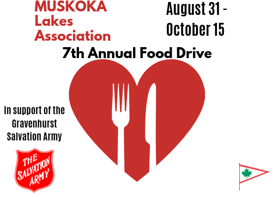 7th Annual MLA Food Drive